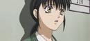Kyoko listening quietly