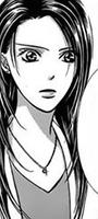 Kanae looks a bit shcoked