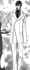 Ren tsuruga socializing