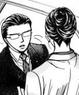 Fujimichi talks to Saena in car