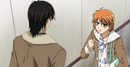 Rens back and kyoko