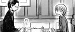 Fujimichi and Kyoko chatting