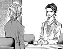 Saena and kyoko talk saena front