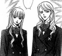 Unimpressed castmates