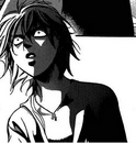 Kyoko has full of anger