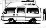 Akotaki agency car