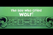 The Boy Who Cried Wolf Skippy Shorts