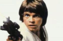 Skippy Shorts Luke Skywalker