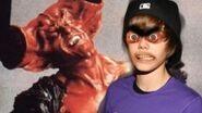 Skippy Shorts Justin Bieber and Satan Related