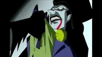 Joker's Death Fandub (Me as the Joker) Mark Hamill Impression