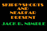 Skippy Shorts Jack B. Nimble