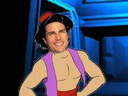 Aladdin in Space Aladdin