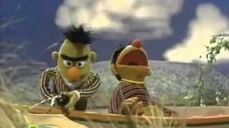 Bert Wants to Stab Ernie (On A Boat)