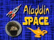Skippy Shorts Aladdin in Space