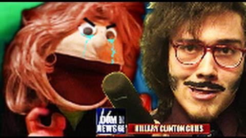 Hillary Clinton Cries