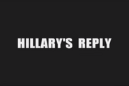 Skippy Shorts Hillary's Reply