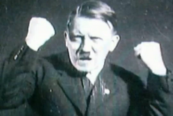 Skippy Shorts Adolf Hitler