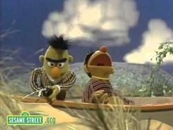 Skippy Shorts Ernie and Bert Dub
