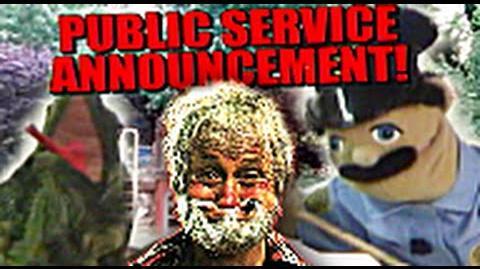 Copy and Iggy Bonus! - Public Service Announcement!