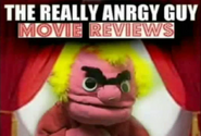 Skippy Shorts Angry Guy