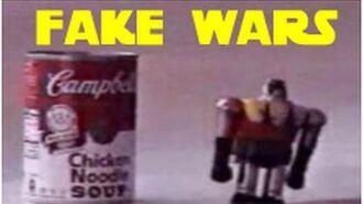 Fake Wars