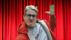 Greg Dancing