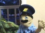 Cop and Iggy