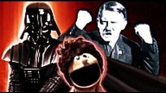 Darth Vader Vs. Hitler - Skippy Mega Battle!
