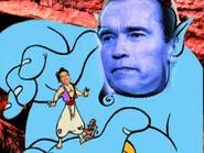 Aladdin vs. Genie