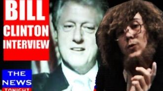My Interview With Bill Clinton