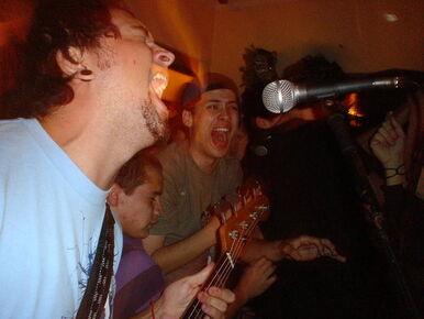 3 Segundos Antes da Queda roar SP 2007