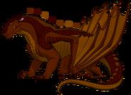 Błotoskrzydły Krokodylica