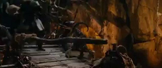 The Hobbit - Goblin Chase