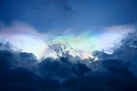 Fire Rainbow Close Up II-2