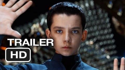 Ender's Game Official Trailer (2013)