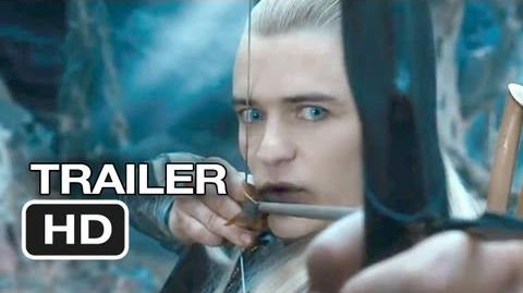 The Hobbit The Desolation of Smaug International Trailer (2013) - Lord of the Rings Movie HD-0