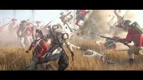 Assassin's Creed 3 - Trailer E3 officiel FR
