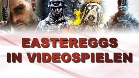 Easter Eggs in Games Spielen - Video-Special von GameTube