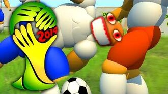 How the Fifa World Cup should be... (Goofball)-0