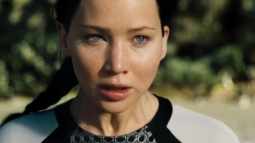 "Jennifer Lawrence and Incredible Scenes From ""The Hunger Games Catching Fire"""