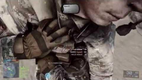 Spoiler - Call of Duty Modern Warfare 3 - The Ending