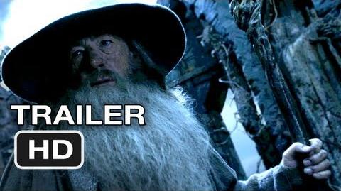 The Hobbit Official Trailer 1 - Lord of the Rings Movie (2012) HD