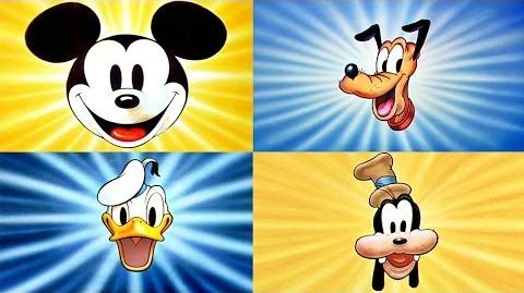 DISNEY CARTOONS - DONALD DUCK & PLUTO 4 HOURS NON STOP