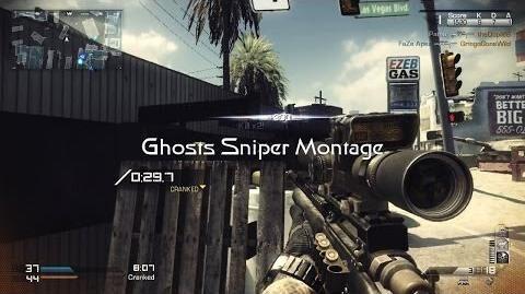 Pamaj First Sniper Ghosts Montage