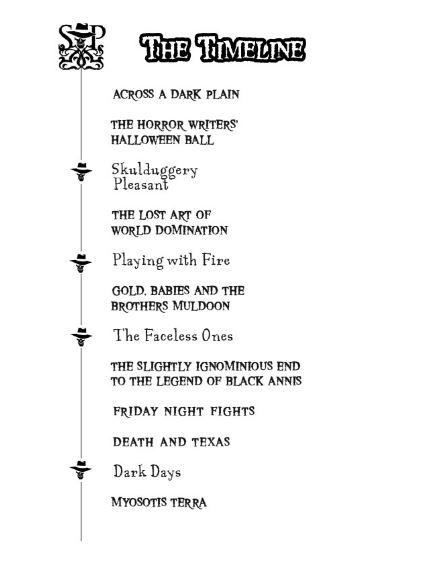 plain timeline