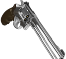 .38 Smith and Wesson revolver