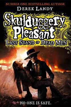 Skulduggery Pleasant Dark Days Pdf