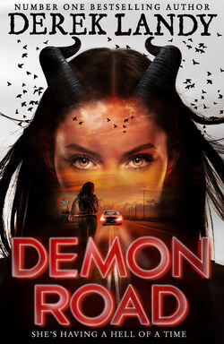 Demon Road cover second version
