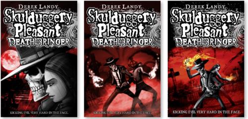 skulduggery pleasant books free