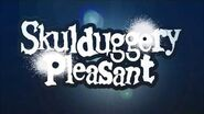 Book Trailer - Skulduggery Pleasant Resurrection